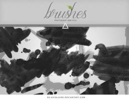 Brushes - Paint by So-ghislaine