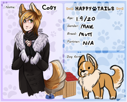 Cody - HT by weweameme
