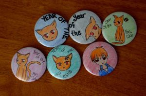 year of the cat fan club by scullylam