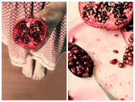 Pomegranate III by sayra