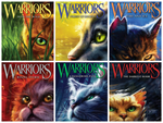 New Covers For Warriors! by AmazeballswithSwag