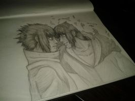 sasuke i will always love you... by Xezn