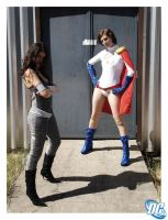 Donna Troy - PowerGirl by quinzelle