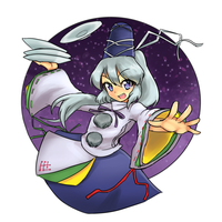 Mononobe no futo by MinDream6
