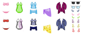 Clothing Design Contest Entry by bubblemoon66