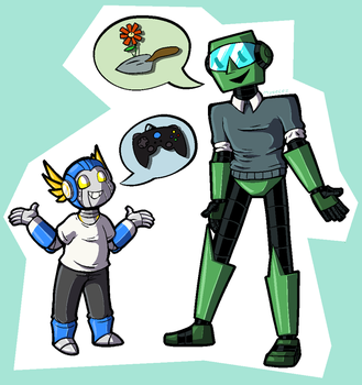 toll an smoll by Myeecez