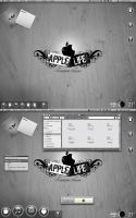 Black Apple by Boss by Macfree