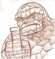 Ben Grimm do your Thing thing by Dreee