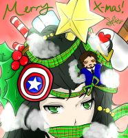 Loki Christmas Tree? by Yuuram93