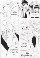 Yama-chan's B-DAY:Pg01 by dark-tarou