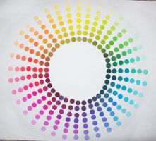 Chromatic Circle of color by southernngirrl-lucy