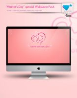 Mothers day wall pack by veeradesigns
