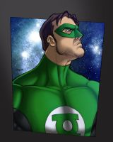 Green Lantern: ZEROresolution by GavinMichelli