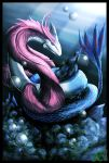 Realistic Milotic by IEHawesomesauce
