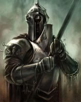 The Knight Of Keys by IanHinley