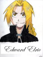 Edward Elric by techn0vert