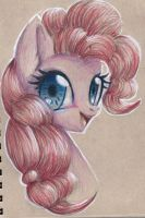 Pinkie Pie by sushiihamster