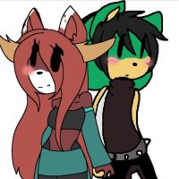 Rin and jacke by shaxime2soxime