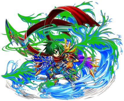 Cyclone Excalibur Quaid by UsanooMimi