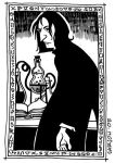 Snape by doncarson