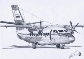 Let. L-410 UVP-E. Turbolet by GrafDeWolfGuN