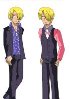 Sanji Strong World 3 - 4 by Valy-Chan