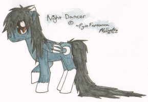 Night Dancer by MLP-HatersGonnaHate