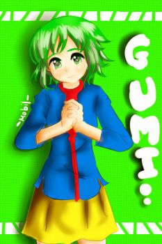 Gumi2~ XD by mobil94