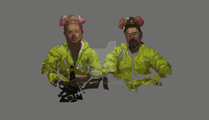 Breaking Bad WIP by EntryPlug