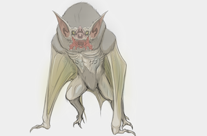 First Generation Proto Vampire by Arrancarfighter