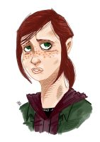 Ellie by Chimy-The-Zombie