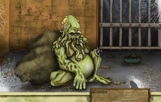 Zoo of Cthulhu by Existentialegg