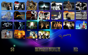 IMDB Top 250 Greatest Movies Of All Time-Pack 2 by gterritory