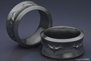 Bat Ring by JeremyMallin
