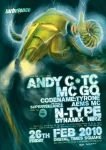 andy c+ntype poster by c0p