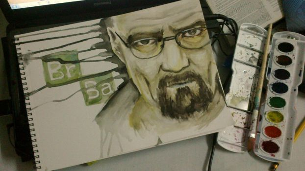Breaking Bad by sEArchIngsOlAcE