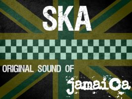 JamaicanSka - Wallpaper Pack by Quadraro