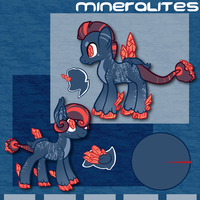 Mineralites species ref by WENDlGO