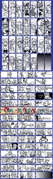 Miiverse doodles 7 P2 by Gregarlink10