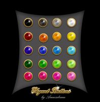 Elegant Button by Aramisdream