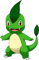 Snivy101 Contest Entry Grass by i-AfroBoy