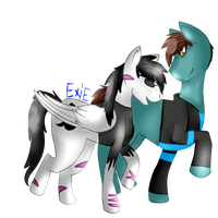 Hybrid and Filth Friend {PC} by EX1E