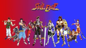 Soul Edge Wallpaper by SquidTummies