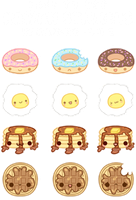 F2U Kawaii Stickers- Set 2 by Kiwicide