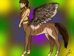 Male Pega-taur