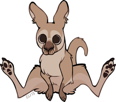 Roo by FancyPancakes