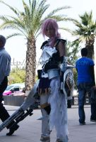 Lightning Farron - FFXIII-2 Cosplay by Xeylen