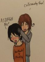 My Typical friendship with MafiaGeek by MapleBeer-Shipper