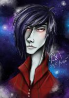 Marshall Lee (re-make) by AimiJane
