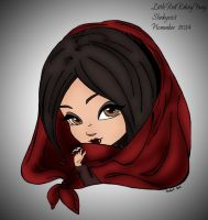 Little Red Riding Fang by slinkysis3